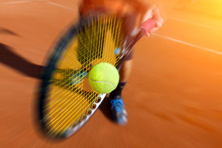 Geschwindigkeitsmessgerät - Tennisclub Blau-Weiß Meckenheim