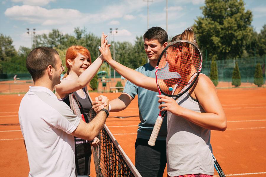 Freizeitsport - Tennisclub Blau-Weiß Meckenheim