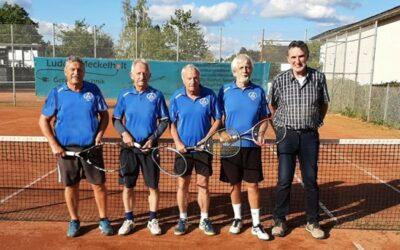 Aufstieg der Herren 65 in die 1. Verbandsliga